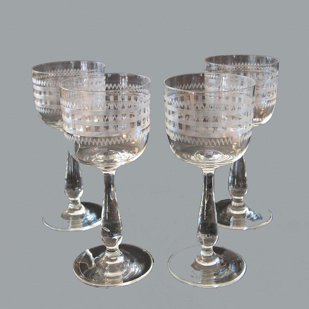 Antike & Alte Gläser, Glas