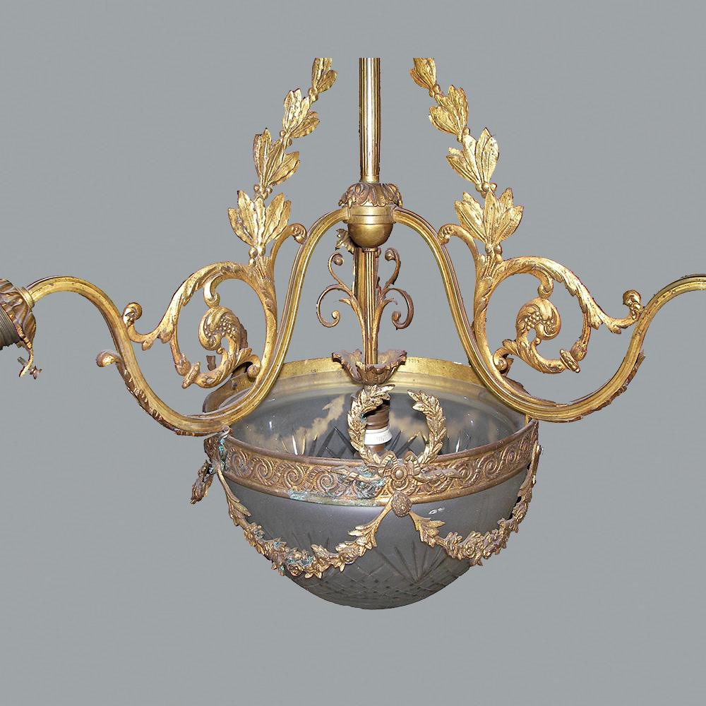 Antike & Alte Leuchten, Lampen, Kronleuchter