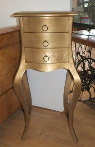 Antik & Alte Möbel 18.Jahrhundert - Kommode Gold 18.Jahrhundert / 19.Jahrhundert
